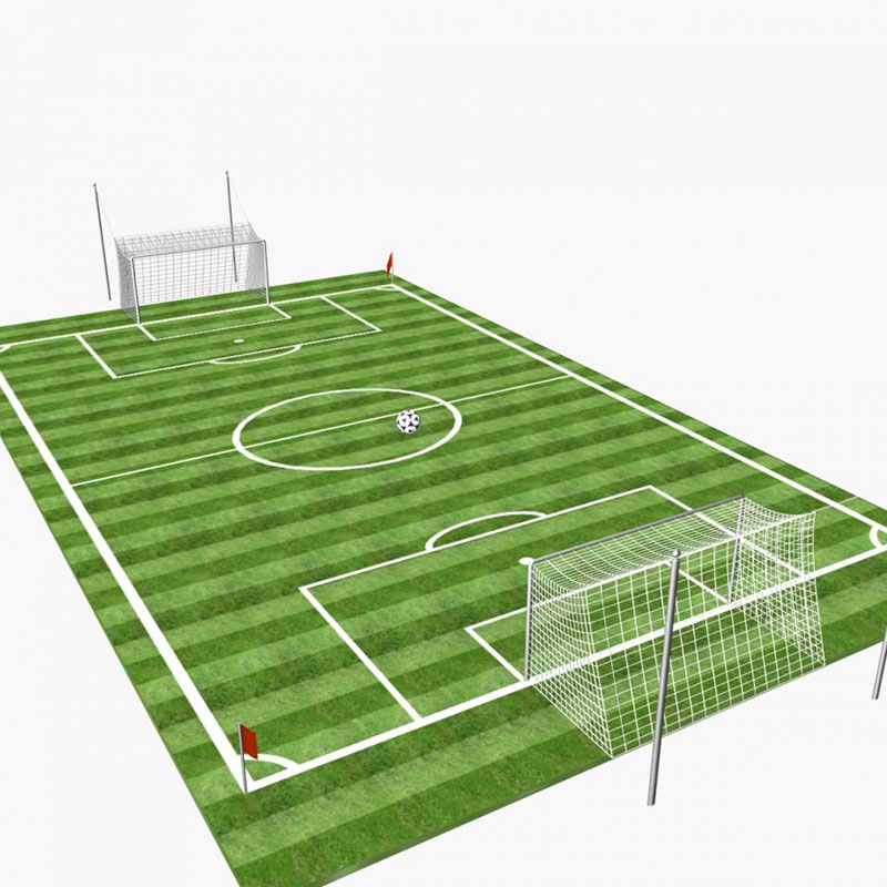 Bản vẽ thiết kế sân bóng đá mini cỏ nhân tạo 5 – 7 người - Cỏ nhân tạo SG