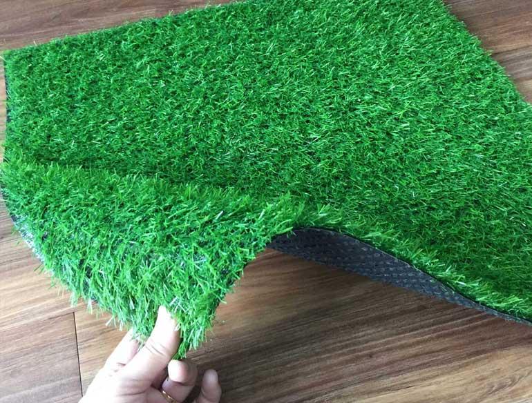 thảm cỏ nhân tạo sân vườn tốt